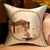 Chinese House Embroidery Brocade Traditional Cushion Covers