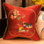 Mandarin Dusk Embroidery Brocade Traditional Chinese Cushion Covers