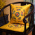 Auspicious Embroidery Brocade Traditional Chinese Seat Cushion Covers