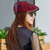 Retro Chinese Style Unisex Oriental Beret Peaked Cap with Strap Button