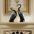 Marital Happiness Cranes Designed Oriental Home Decor