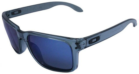 Oakley Holbrook Rectangluar Unisex Crystal Black Sunglasses - OO9102-55-18-137 - 24kart