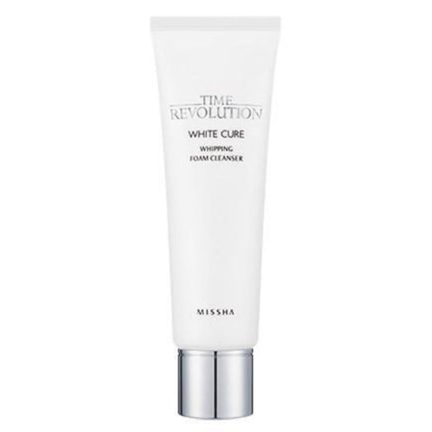 TIME REVOLUTION WHITE CURE WHIPPING FOAM CLEANSER