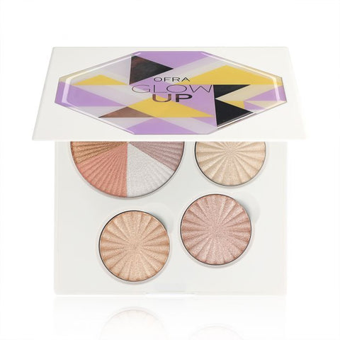 OFRA Glow Up Palette- highlighter