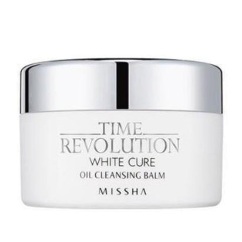 MISSHA Time Revolution White Cure Oil Cleansing Balm - 24kart