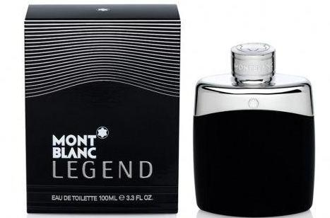 Legend by Mont Blanc for Men - Eau de Toilette, 100ml - 24kart