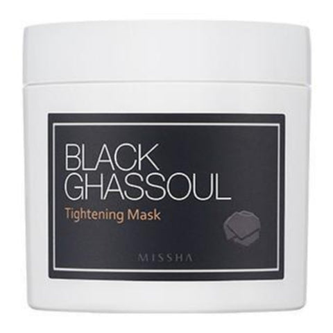 Missha Black Ghassoul Tightening Mask - 24kart