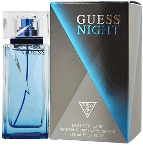 Guess Night by Guess for Men - Eau de Toilette, 100ml - 24kart