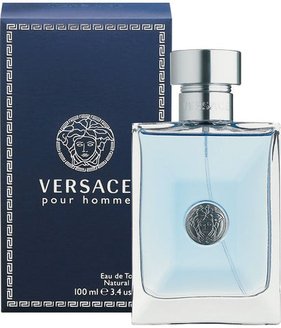 Versace Pour Homme by Versace for Men - Eau de Toilette, 100ml - 24kart