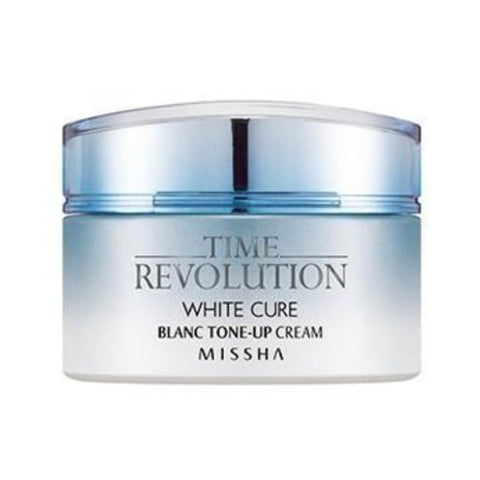 MISSHA Time Revolution White Cure Blnc Tone-Up Cream - 24kart