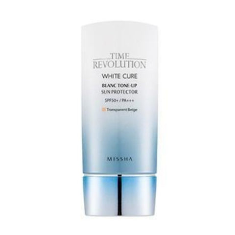 MISSHA Time Revolution White Cure Blanc Tone - Up Sun Protector SPF50+ / PA+++ - 24kart