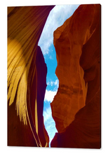 Antelope Canyon, Breathtaking By Gio - Stretched canvas print ready to hang