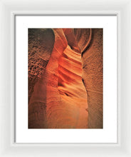 The View Ahead - Framed Print