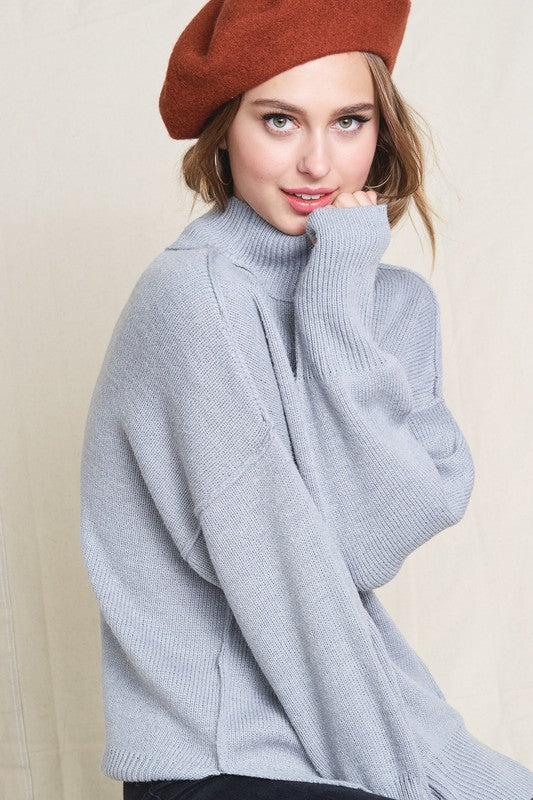 The Peyton Grey Sweater