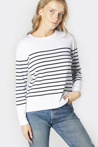 Sienna Striped Sweater