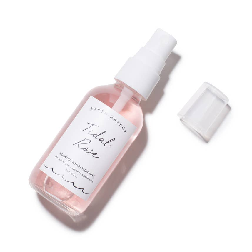 Tidal Rose Crystal Hydration Mist