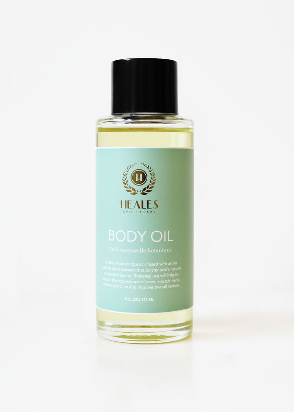 Moisture Boosting Body Oil
