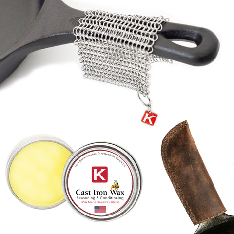Cast Iron Lover's Bundle