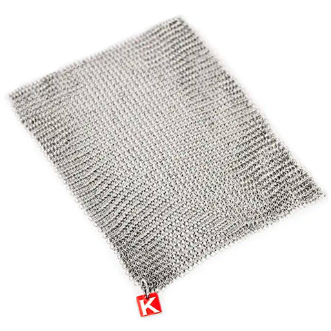 Chainmail Dishcloth 7""