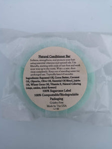 Beach Babe Conditioner bar - Melon