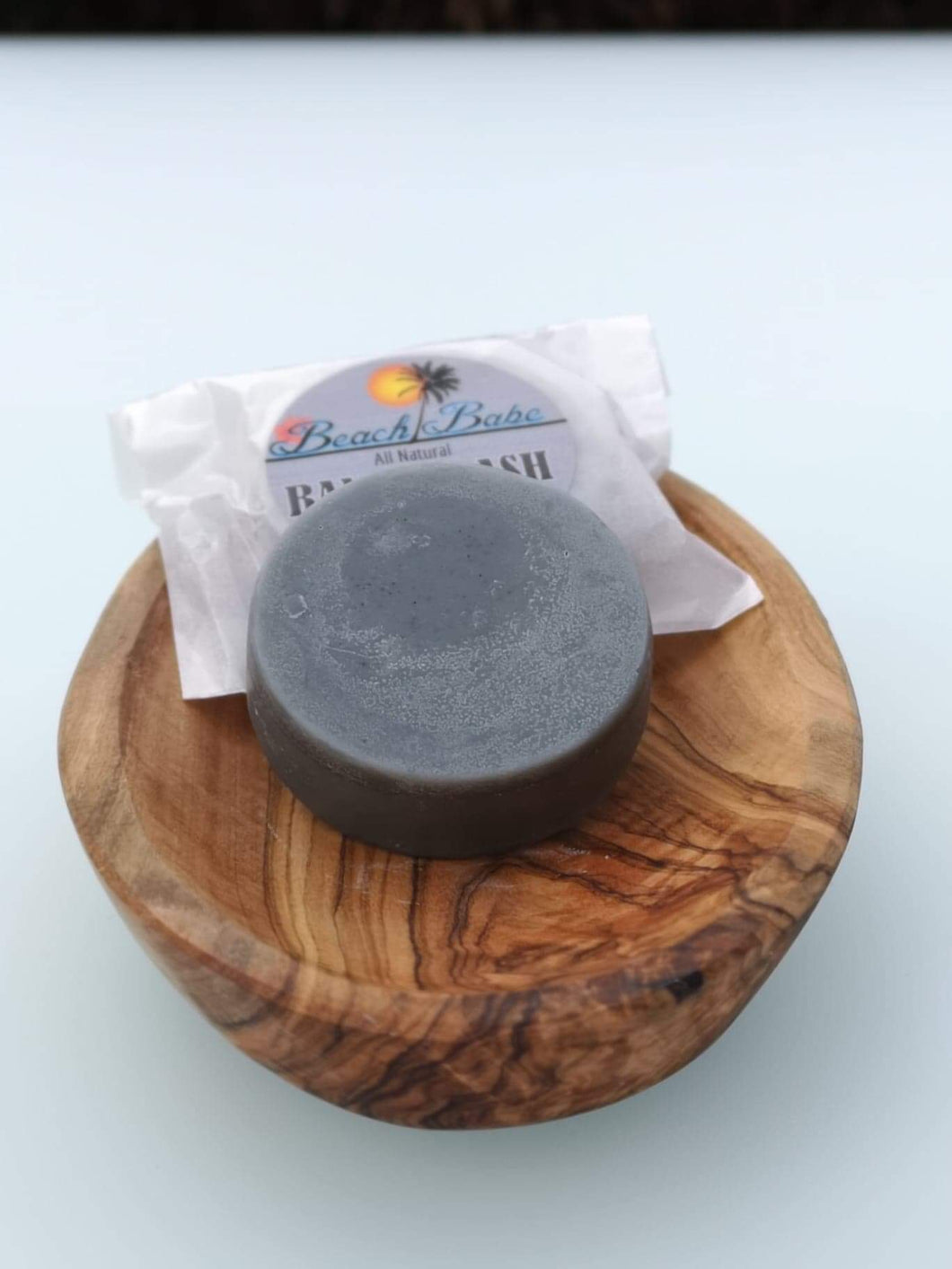 Beach Babe Conditioner bar - Bamboo Ash
