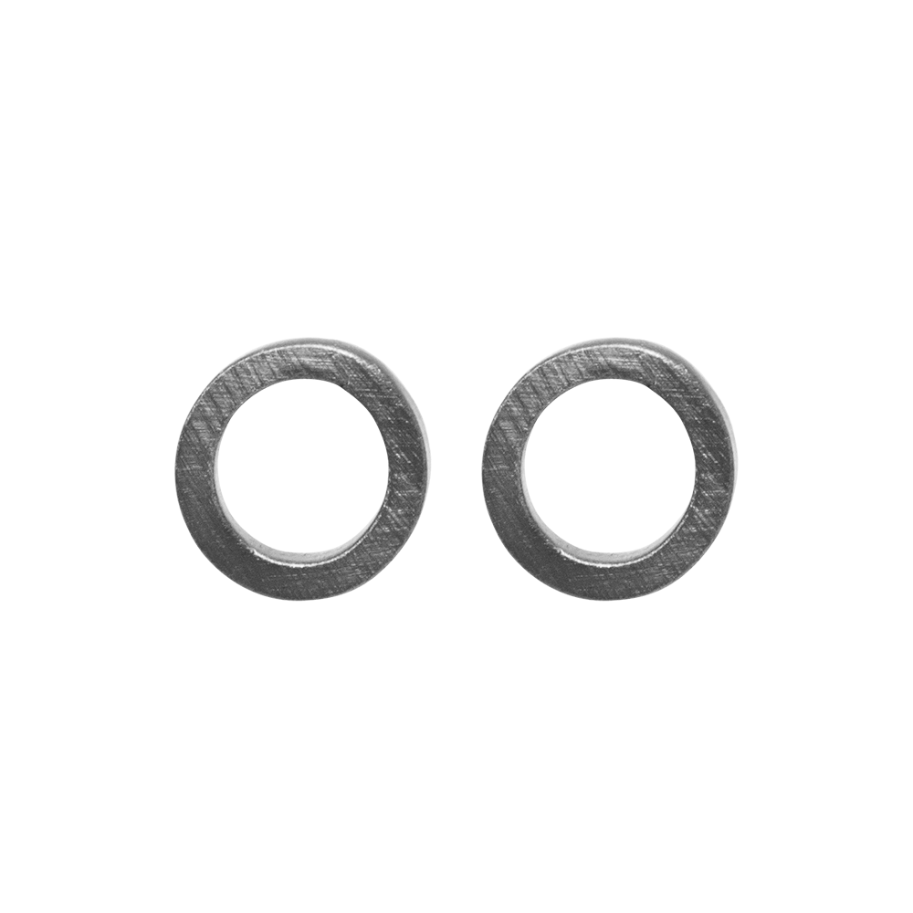 Tabitha Circle Mini Earrings