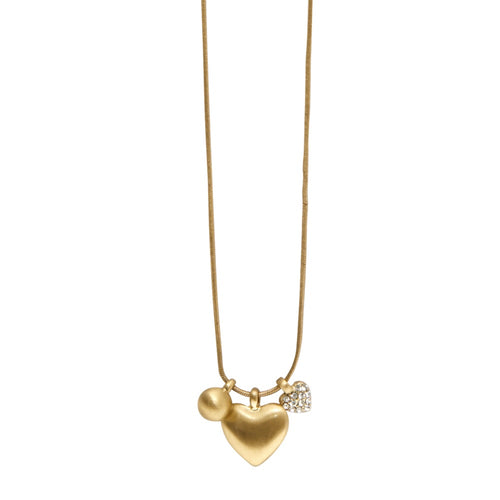 Tihomira Heart Necklace
