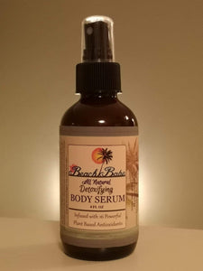 Detoxifying Body Serum