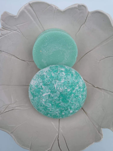 Beach Babe Shampoo bar - Lime and Sea salt big bar