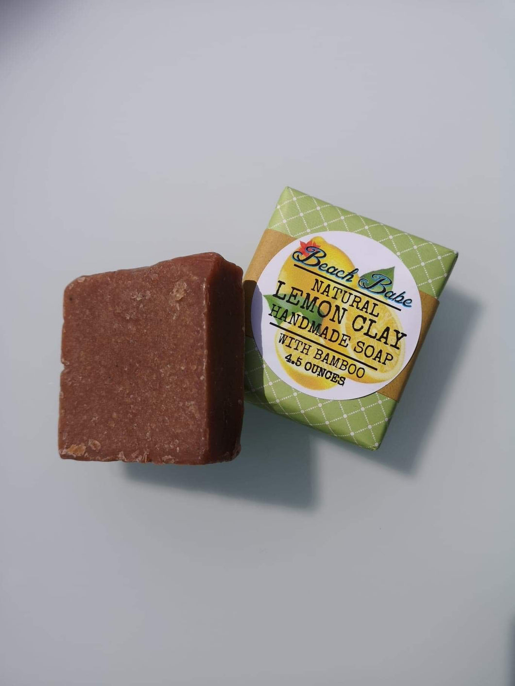 Lemon Clay bar