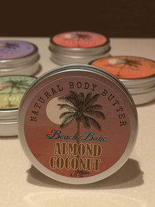 Almond Coconut Body Butter