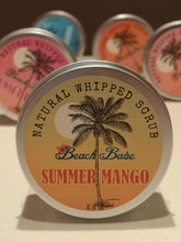 Summer Mango Whipped Scrub