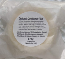 Beach Babe Conditioner bar - Almond Coconut