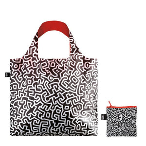 Loqi Keith Allen Haring Untitled bag