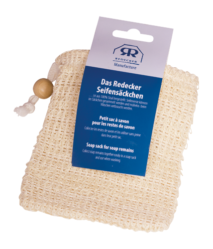 Redecker soap sack