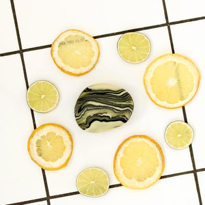 Stone soap spa - Sitron/Lime