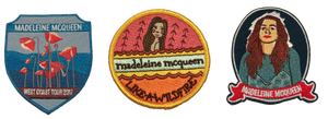 Madeleine McQueen Patch Set
