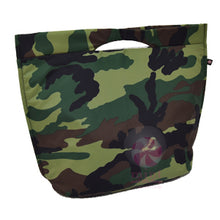 Large Camo Insulated Party Tote