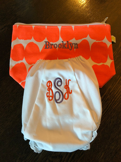 Diaper Cover / Bloomers