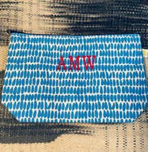 Periwinkle Travel Pouch