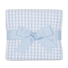 Gingham Fabric Bib
