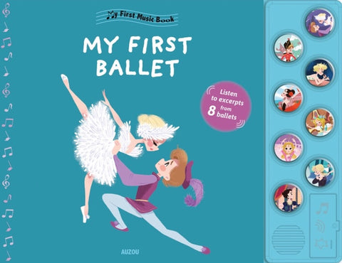 My First Ballet Music Book