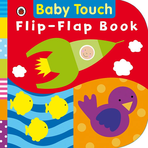 Baby Touch - Flip Flap Book