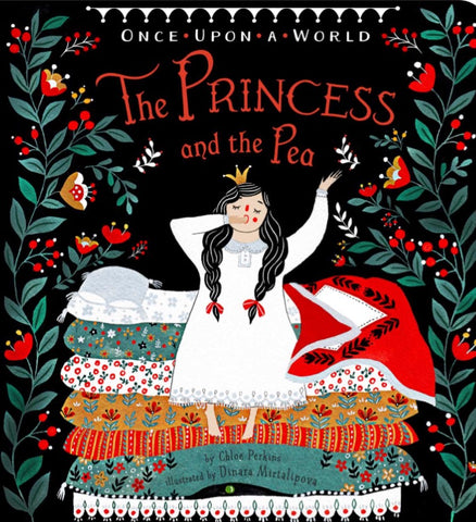 Once Upon A World: The Princess and the Pea