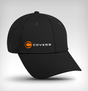 Covers Stretch Fit Hat