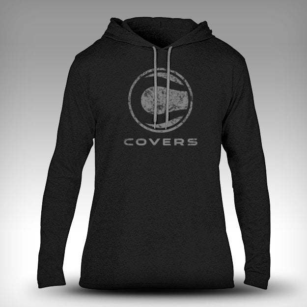 Covers T-Shirt Hoodie (Men's)