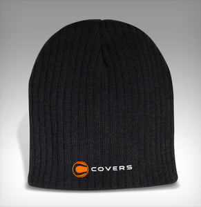 Covers Fine Knit Slouch Beanie