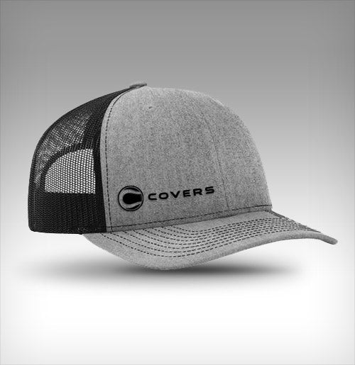 Covers Trucker Snapback Hat