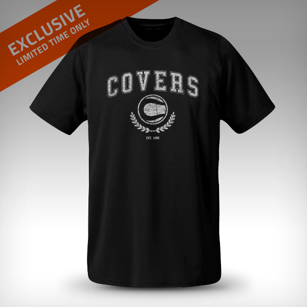 Limited Covers Varsity T-Shirt