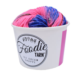 Bubblegum Ice Cream Yarn